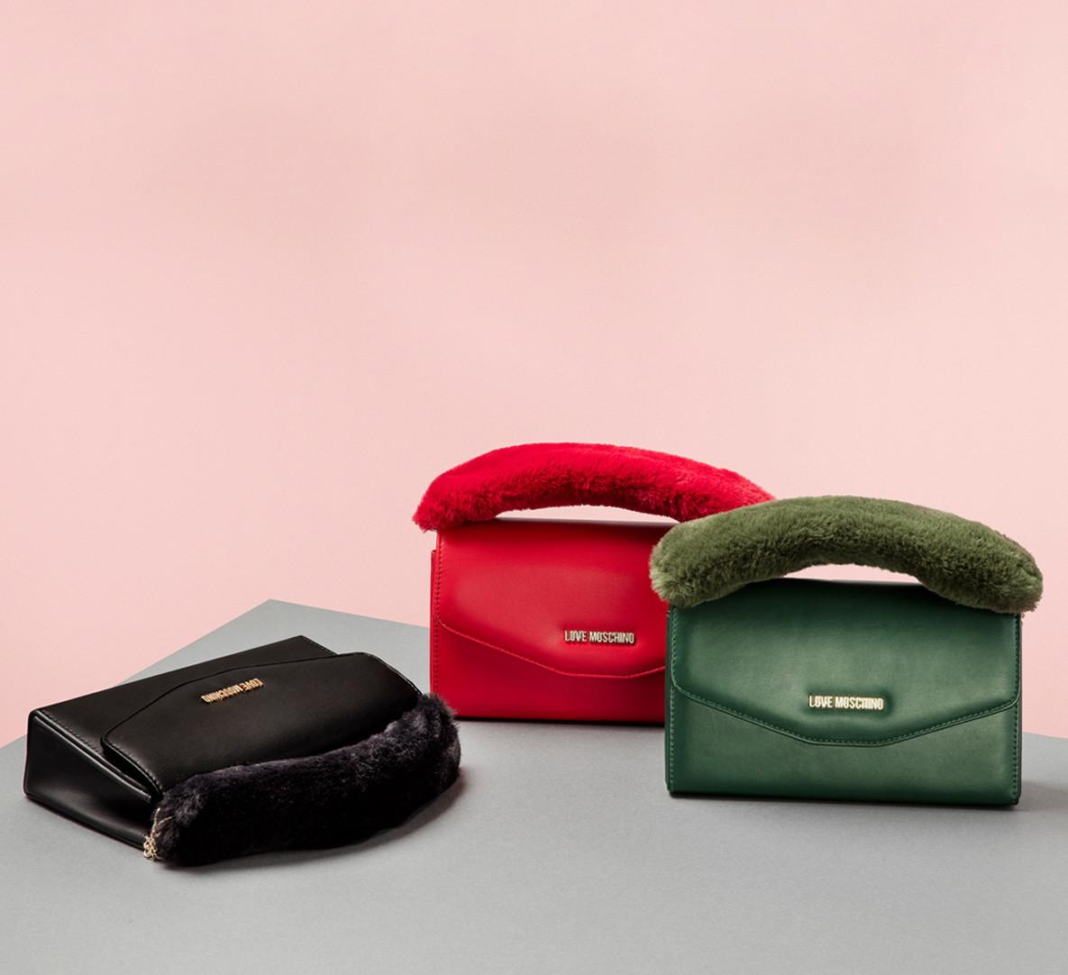 Love Moschino purses