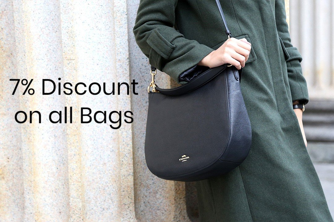 Fashion Designer bags coupon code
