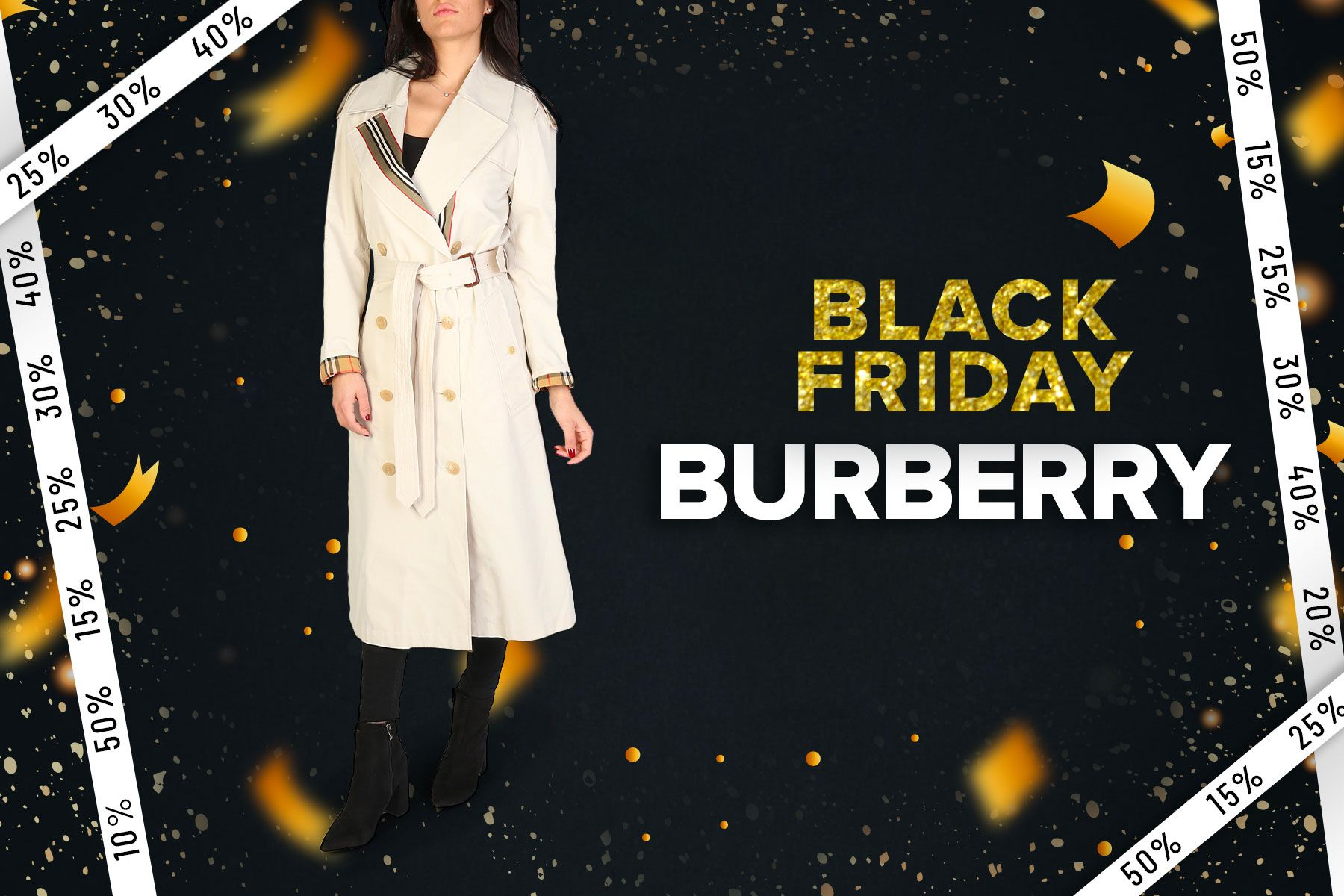 Burberry Black Friday 2020