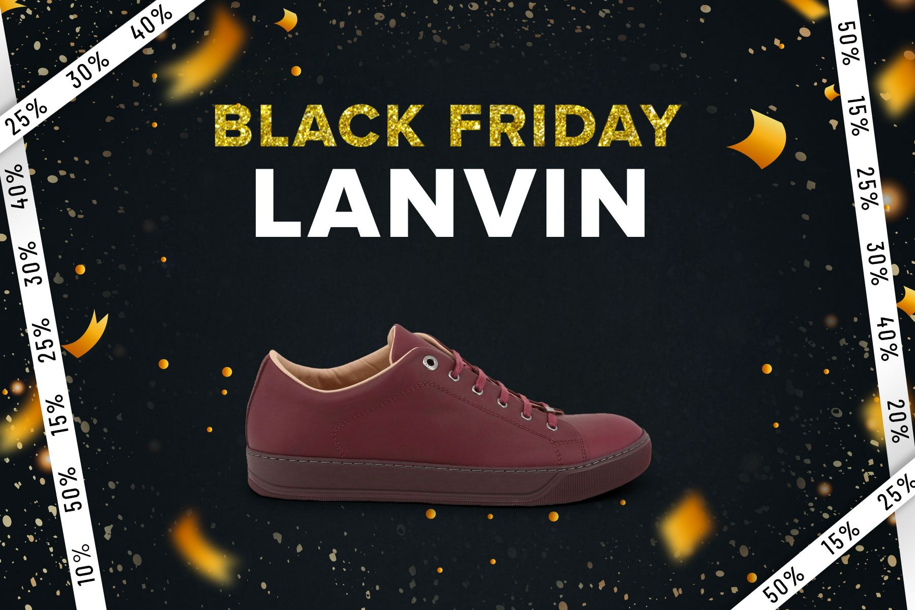Lanvin Black Friday 2020